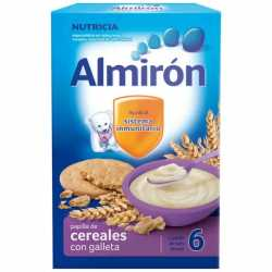 Almiron Advance Cereales C/Galletas 500 gr