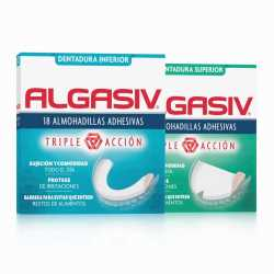 Algasiv Almohad Superior 30 uds + colutorio 50 ml