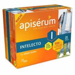 Apiserum Intelecto 500 mg 20 Viales