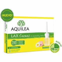 Aquilea Lax Enemas 6 Uds