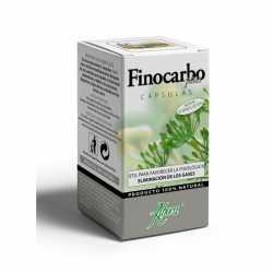 Aboca Finocarbo Plus 50 Capsulas En Frasco