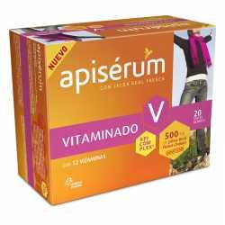 Apiserum Vitaminado 20 Viales