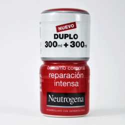 Neutrogena Duplo bálsamo corporal reparación intensa 300 ml