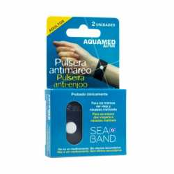 Aquamed Pulsera Antimareo Adulto
