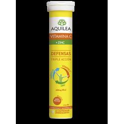 Aquilea Vitamina C + Zinc 15 Comprimidos