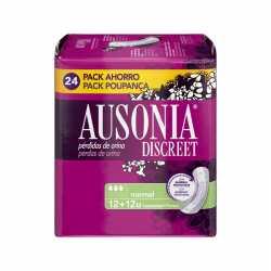 Ausonia Discreet Normal 24 Uds