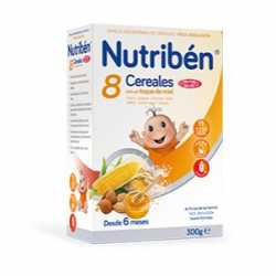 Nutriben 8 Cer.Y Miel Frutos Secos 300 G