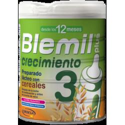 Blemil Plus 3 Cereales Crecimiento 800Gr