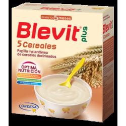 Blevit Plus 5 Cereales 300 G.