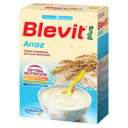 Blevit Plus Arroz 300 G.