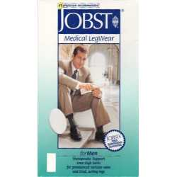 Calcetin Jobst C.Normal Azul T/Gde.