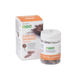 Cascara Sagrada Microgra 45 Cap Neo