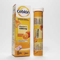 Cebion 1000 Mg. Vit C 20 Comp Efervescen