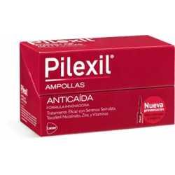 PILEXIL AMPOLLAS ANTICAIDA + CHAMPU ANTICAIDA DE REGALO