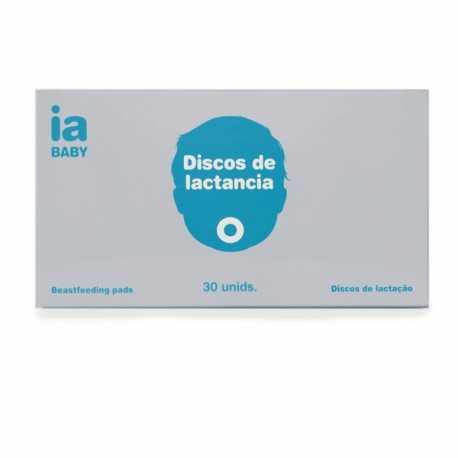 INTERAPOTHEK DISCOS DE LACTANCIA 30 UDS
