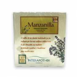 INTERAPOTHEK MANZANILLA INFUSION 10 BOLSITAS
