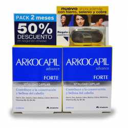 ARKOCAPIL ADVANCE 60 CÁPSULAS