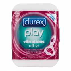 ANILLO DUREX PLAY VIBRATIONS ULTRA