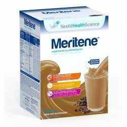 MERITENE BATIDO CAFÉ DESCAFEINADO ESTUCHE 15 SOBRES