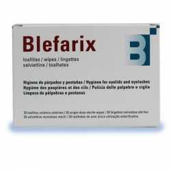 BLEFARIX 20 TOALLITAS PÁRPADOS Y PESTAÑAS