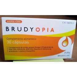 Brudy Macula 60 cápsula