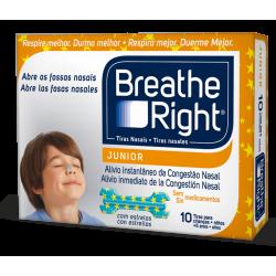 Breathe Right Tira Nasal Junior 10Uds