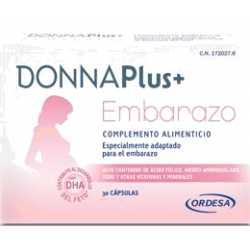 Donna Plus Embarazo 30 Capsulas