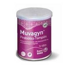 Muvagyn Probiotico Tampon Super 8ud
