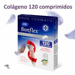 Bonflex colágeno 120 comprimidos