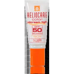 Heliocare gel crema color SPF 50 de 50 ml