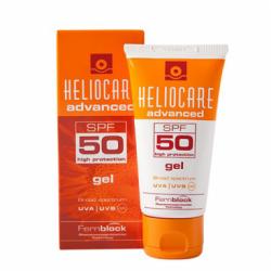 Heliocare gel SPF 50 de 200 ml