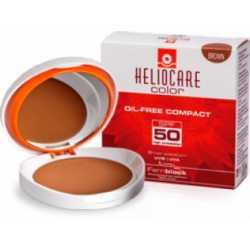 Heliocare compacto oil-free brown SPF 50