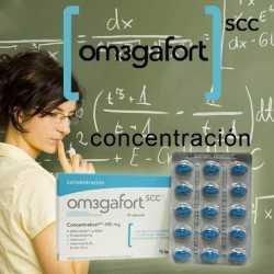 OM3GAFORT CONCENTRACION 30 CAPSULAS