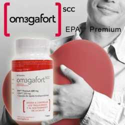 OM3GAFORT EPA 60 CAPSULAS