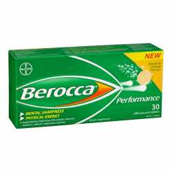 Berocca Performance 30 Comp Efervescentes Mango