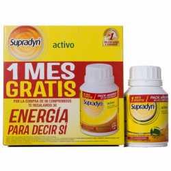 Supradyn Activo 120 Comprimidos