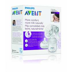 Philips Avent Extractor De Leche Pp Manual Confort
