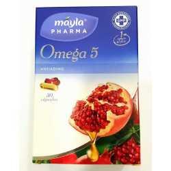 Mayla Pharma Omega 5 30 caps.