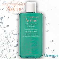 Avene Cleanance Gel Limpiador sin jabón 200 ml