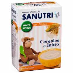 Sanutri Cereales S/Gluten Bifidus 600 gr