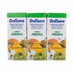 Oralsuero Pack 3x200 ml