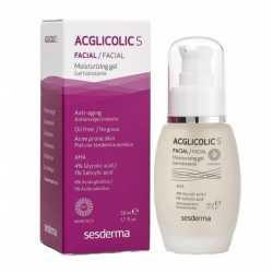 Acglicolic S Gel Hidratante No Graso 50 ml