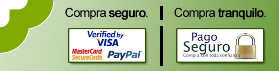 Pago seguro y de confianza online