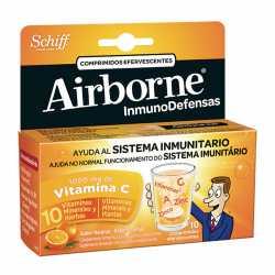 Airborne Inmunodefensas Naranja 10 Comp Efervescentes