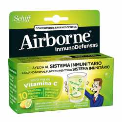 Airborne Inmunodefensas Limon 10 Comp Efervescentes