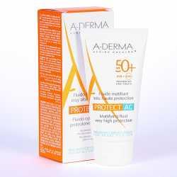 Aderma Protect Fluido Spf50+ 40 ml
