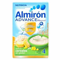 Almiron Advance Cereales S/Gluten 500 gr