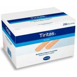 Hartmann Tiritas Plastic 19x72 mm 250 Uds
