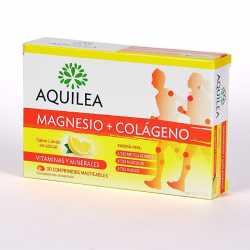 Aquilea Magnesio Colageno 30 Comp Limon