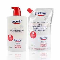 Eucerin pH5 Gel de baño 1000 ml + 400 ml de regalo